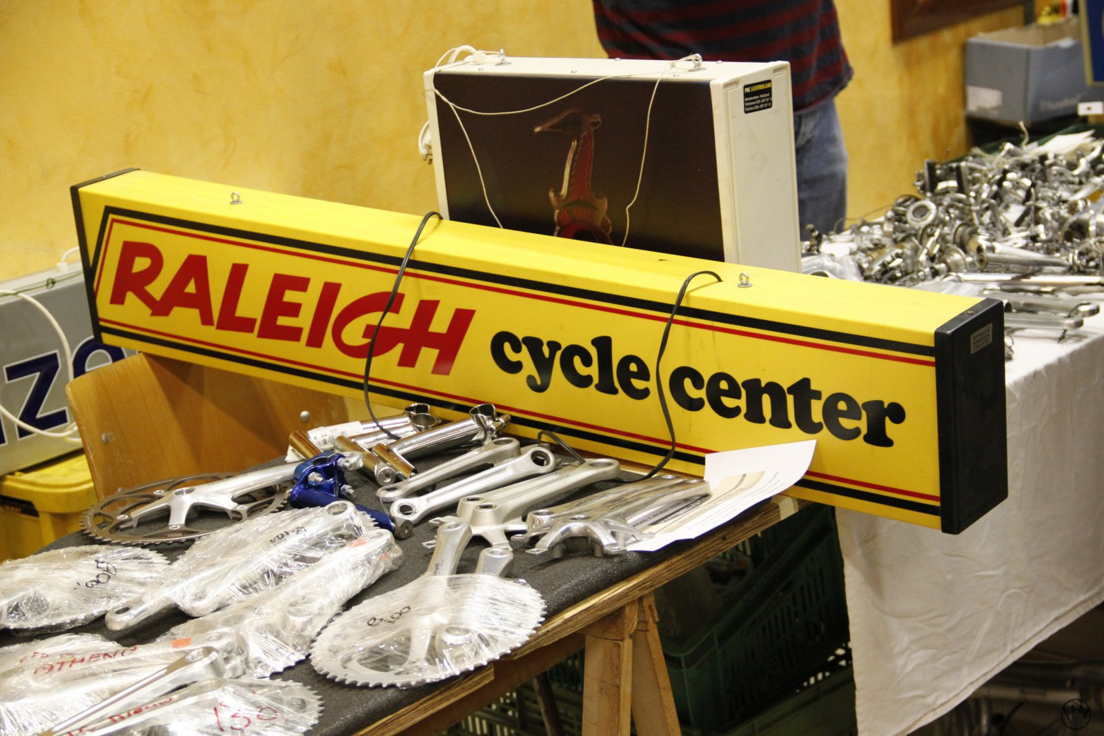 Raleigh-BrennerLetzte erste Matchmacherei