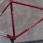 Gazelle AA Special 1984 Rahmen