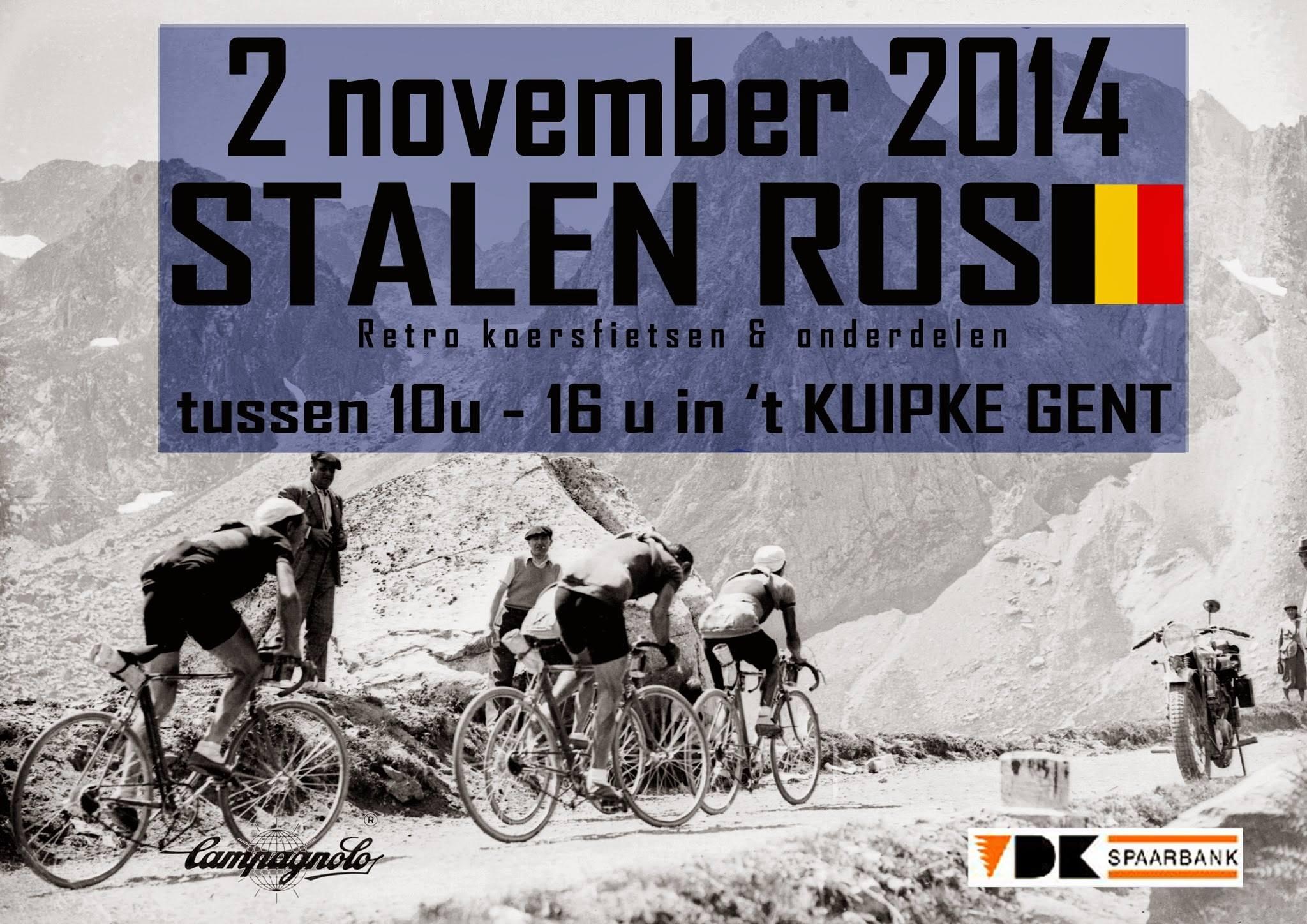 Stalen Ros Gent 2014