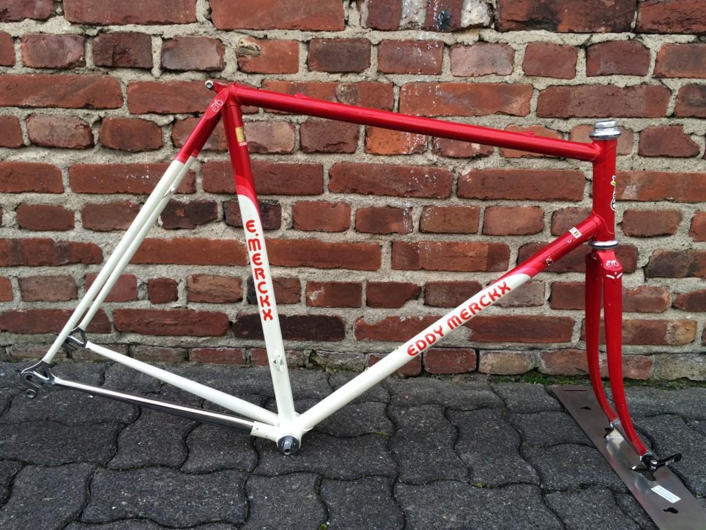 Merckx Rahmen