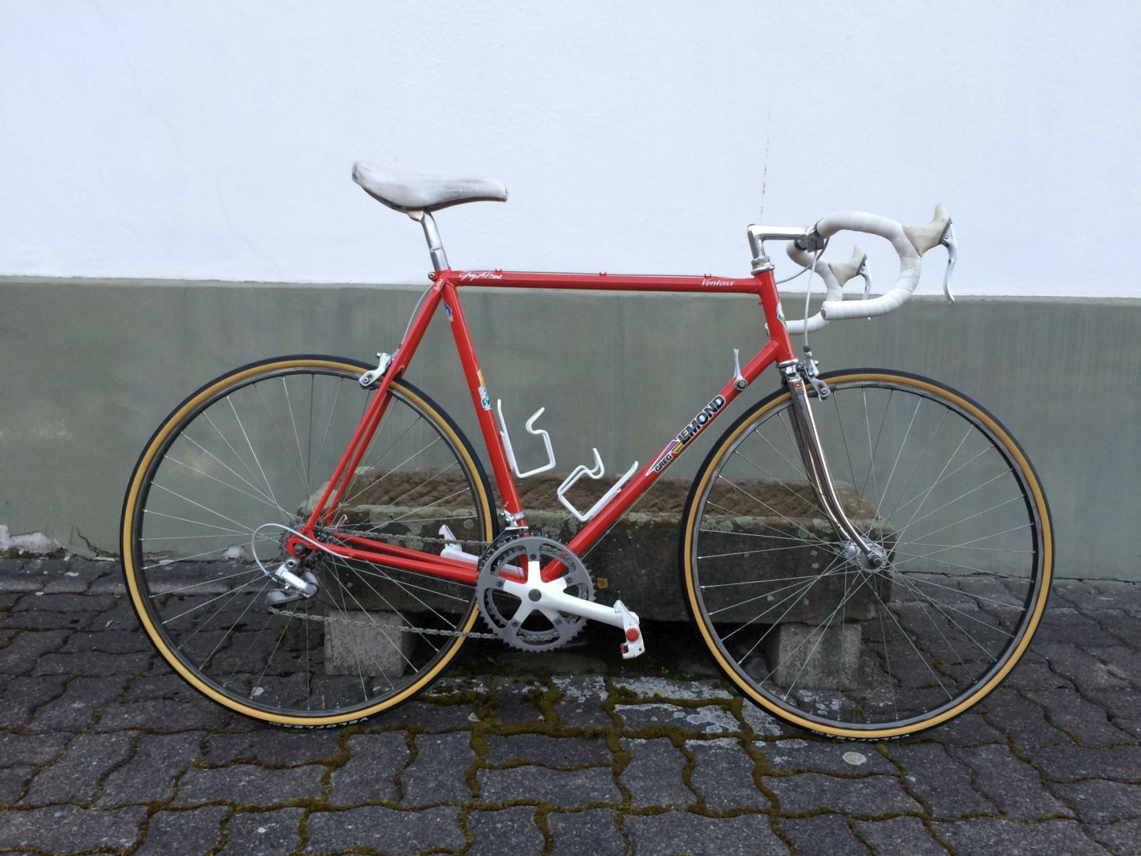 Greg LeMond Ventoux