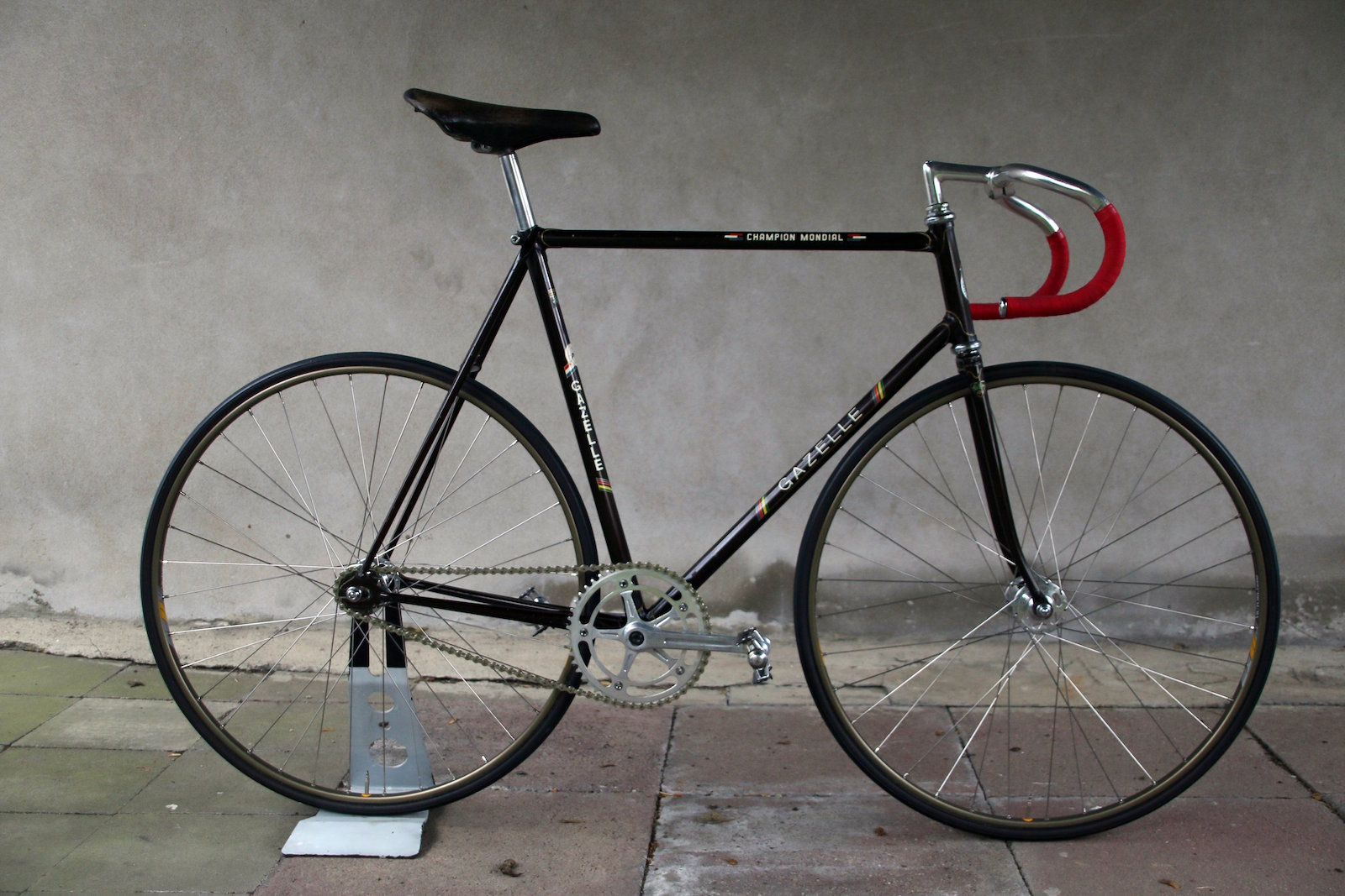Gazelle Champion Mondial Bahnrad