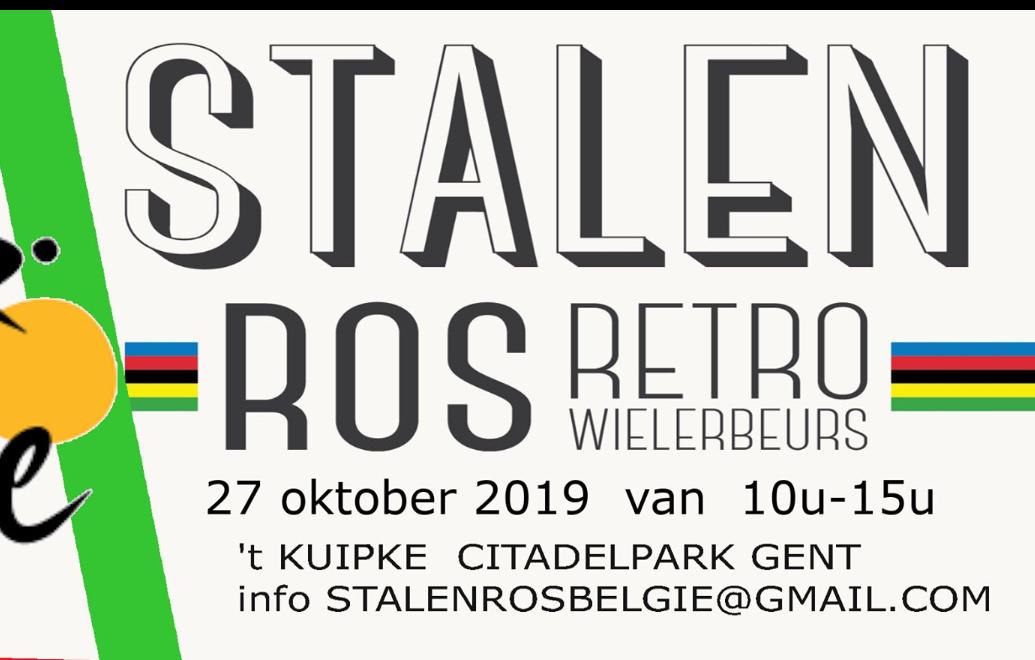Stalen Ros Gent 2019